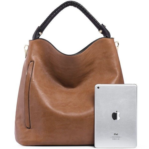 e2f9684320 Women's Bags, Hobo Bags, Women Handbags PU Leather Purse for Ladies Hobo  Shoulder Bags Large Capacity - Camel - CO186L5GXTQ #bags #women #hobobags # hobo ...