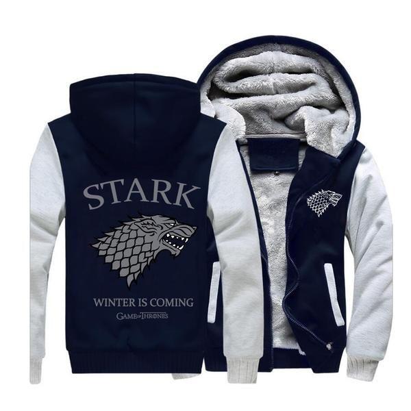 Game Of Thrones Streetwear Wolf Stark Sweatshirt