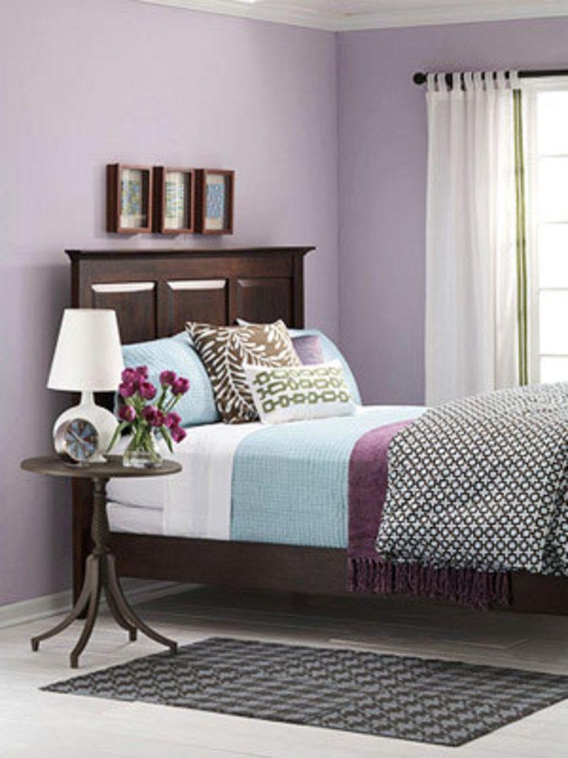 Color Combinations Guide: Colors that Go With Purple. Plum BedroomPurple ...
