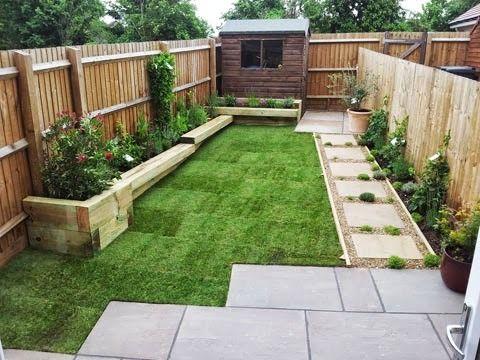 Landscape Gardens small landscape garden - google search   garden ideas   pinterest