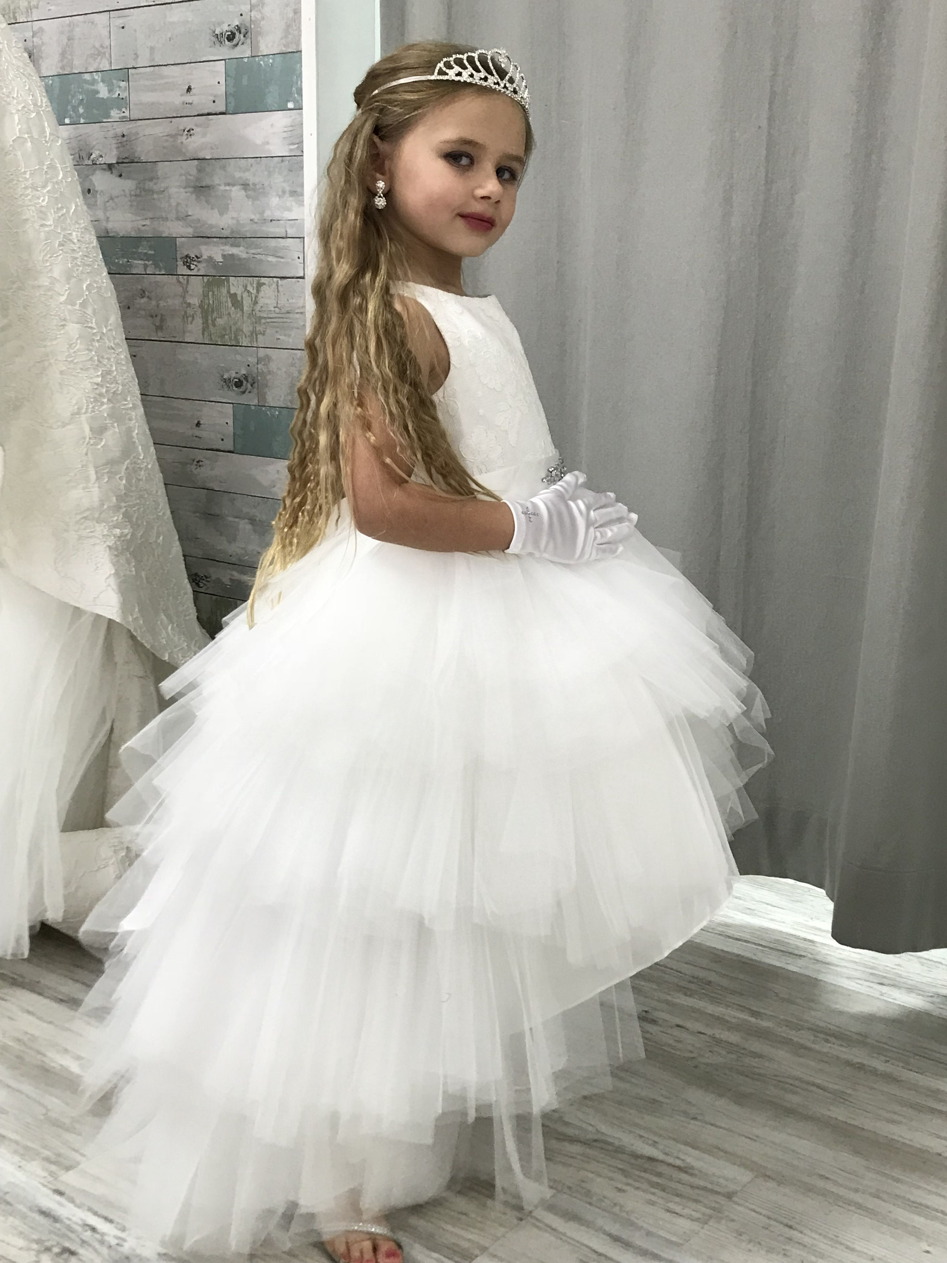 Little girls wearing pretty dresses... come and shop with us ...