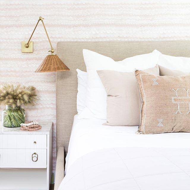 Scandinavian Bedroomdesign Inspiration: Costa Mesa Project - Pure Salt Interiors In 2020