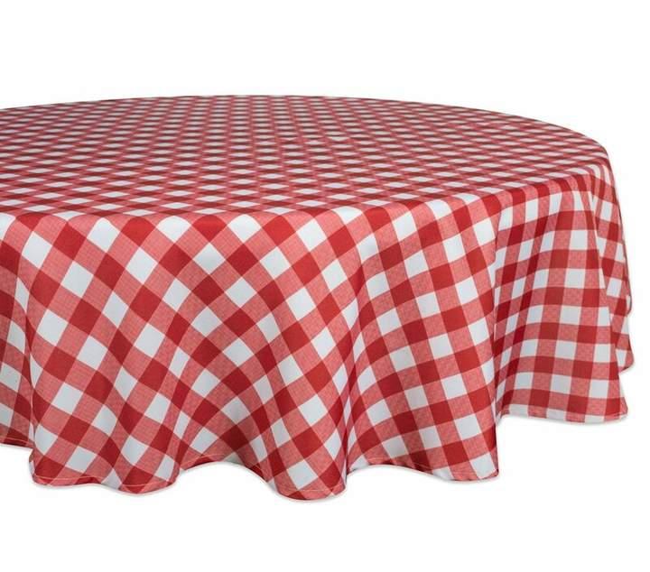 Ellerkamp Outdoor Table Cloth Outdoor Tablecloth Round Tablecloth 70 Inch Round Tablecloth
