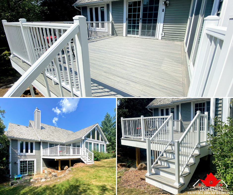 Deck Services by JRV Painting Company Puyallup, Tacoma
