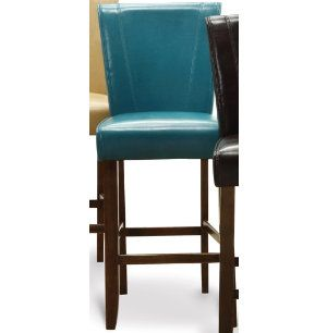 High Quality Art Van Teal Bar Stool $99.99 (other Colors Available)
