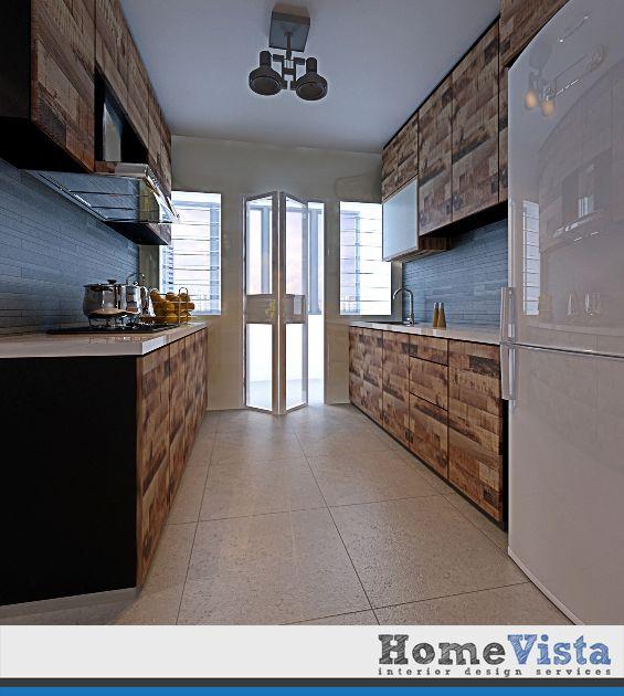 Kitchen Design Hong Kong: 4 Room HDB Apartment- Punggol BTO