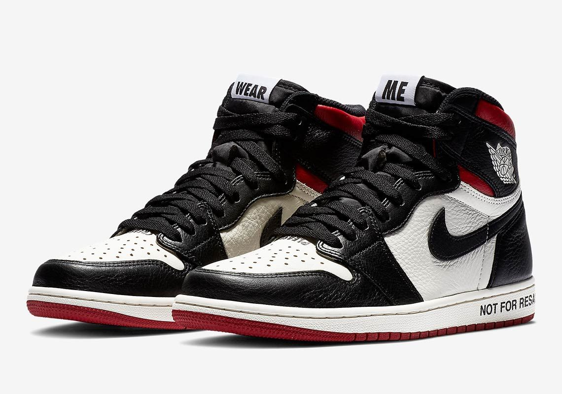 new product 1b9ff 98dcf Where To Buy The Jordan 1 Not For Resale In Red
