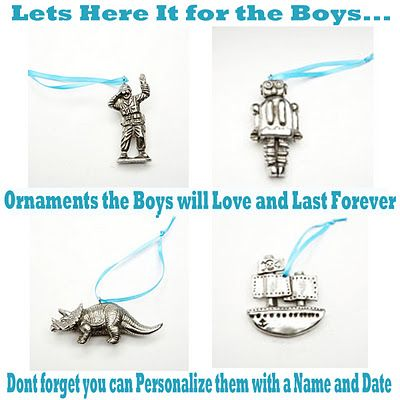 ornaments for boys