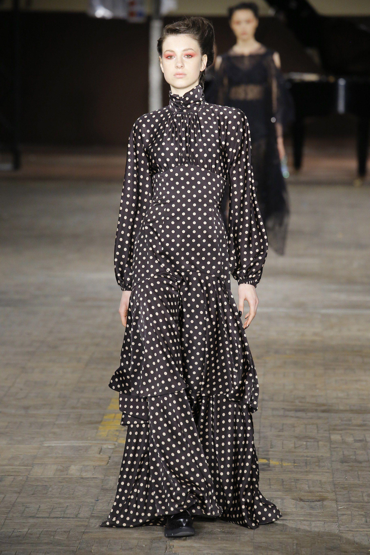 Dress for Women, Evening Cocktail Party On Sale, Black, Silk, 2017, 10 12 Antonio Marras