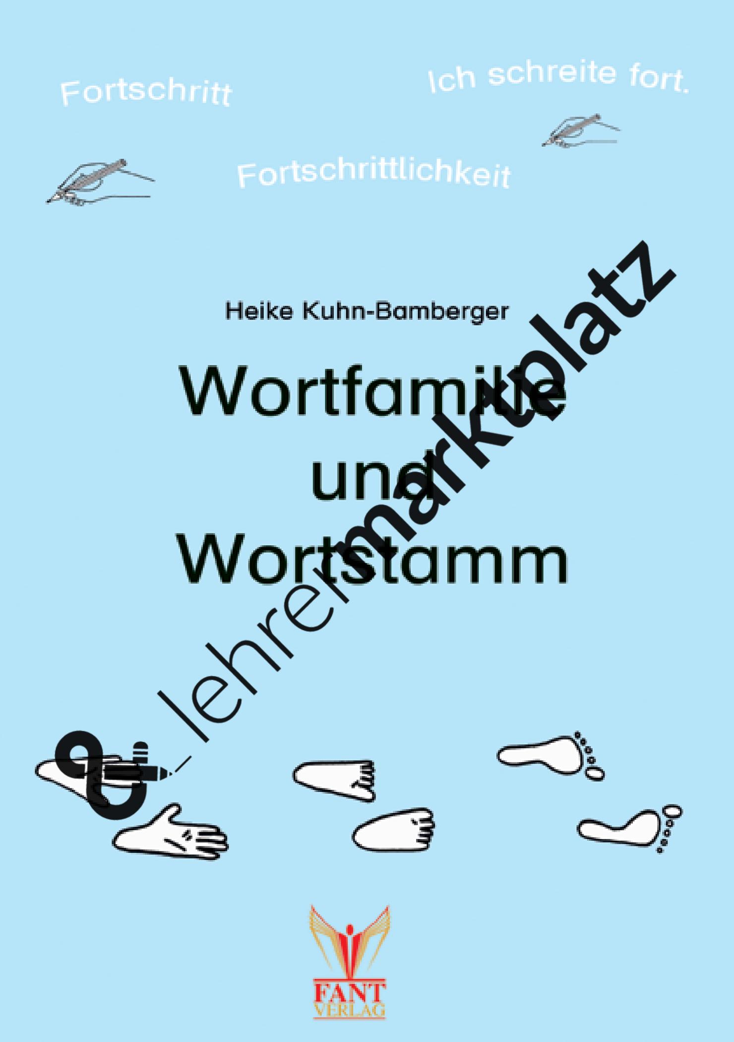 Wortfamilie Und Wortstamm Unterrichtsmaterial Im Fach Deutsch Wortfamilie Wortfamilien Schwierige Worter