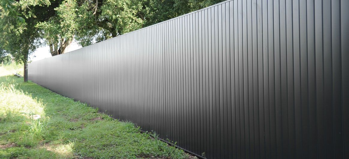 Berridge S New Architectural Privacy Fencing Utilizes