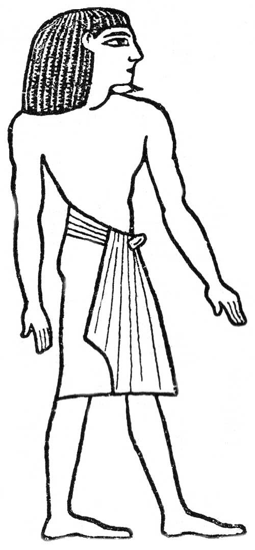 Egypt Most Gods Coloring Pages