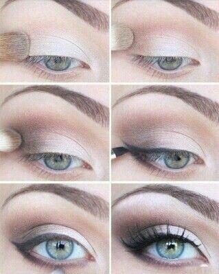 Better eyeshadow tutorials