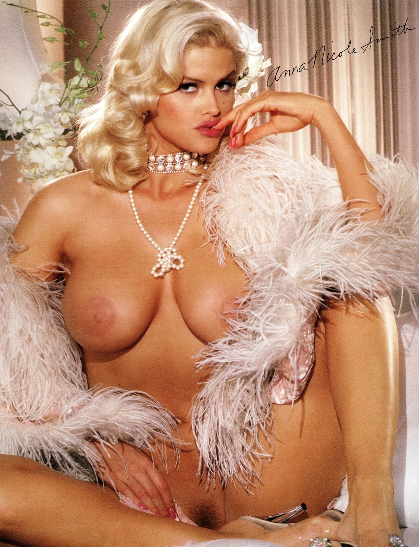 Anna nicole smith sex photos