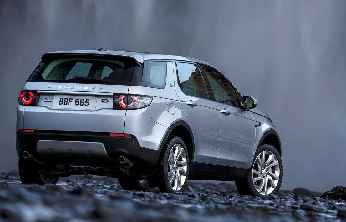 2017 Land Rover Discovery Sport Release Date, Review