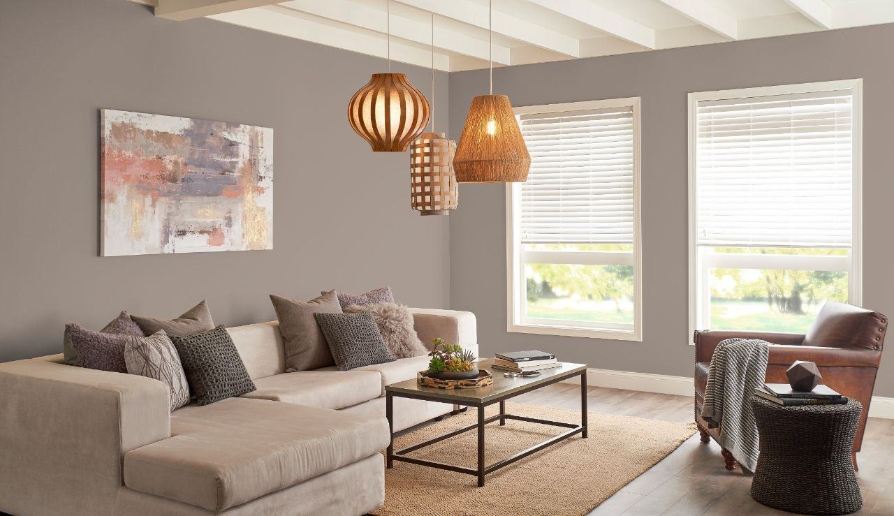 Rustic Taupe BROWN Paint N2004 Behr in 2020 (With