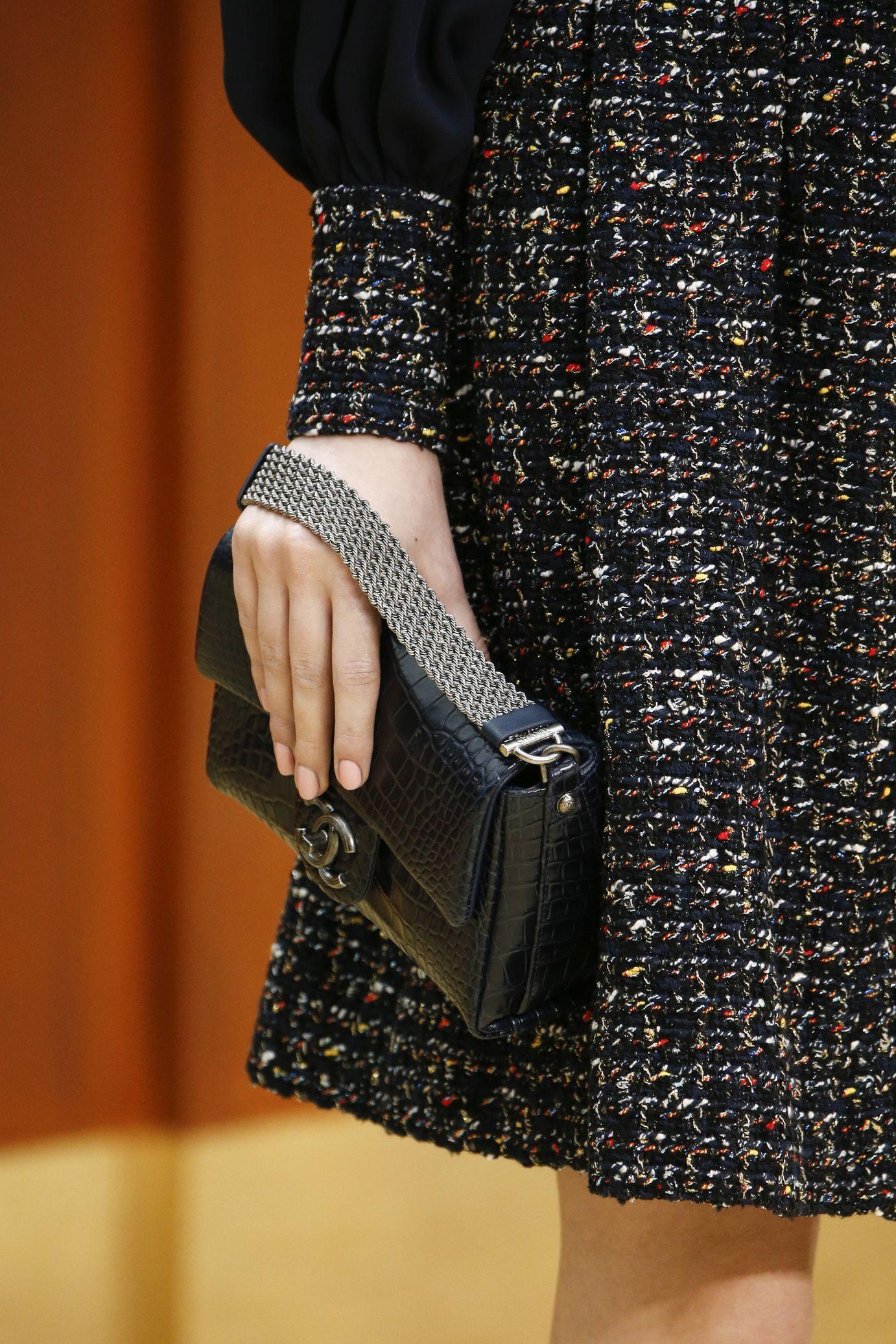 Chanel RTW AW 2015-16  #BrasserieGabrielle Visit espritdegabrielle.com | L'héritage de Coco Chanel #espritdegabrielle