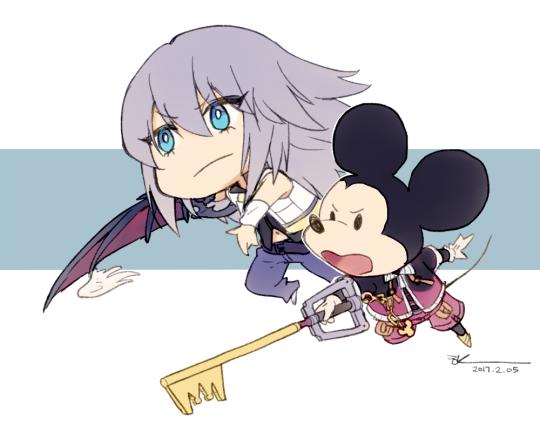 Pin de Pita Arambula en Kingdom Hearts   Pinterest