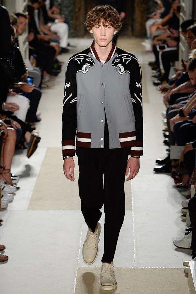 Valentino Spring 2017 Menswear Fashion Show Vogue Men Fashion 2017 Menswear Usa Fashion