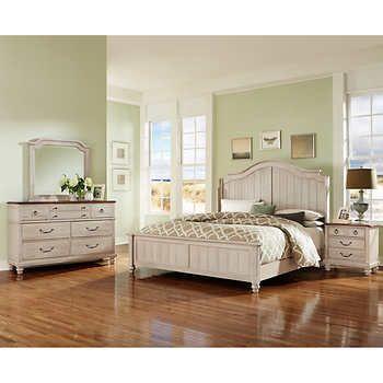 Savannah 5-piece Queen Bedroom Set Home Decor Pinterest Queen