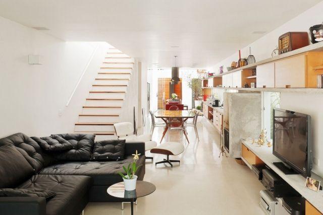 Inneneinrichtung wohnzimmer ~ Schmaler grundriss inneneinrichtung wohnzimmer esszimmer ap