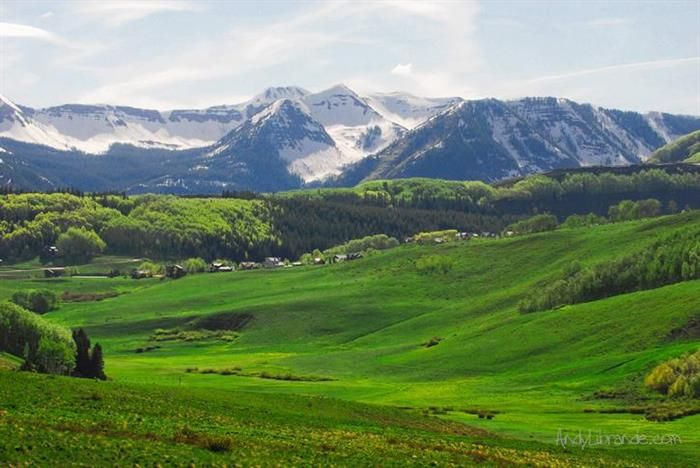 Colorado Springs To Crested Butte