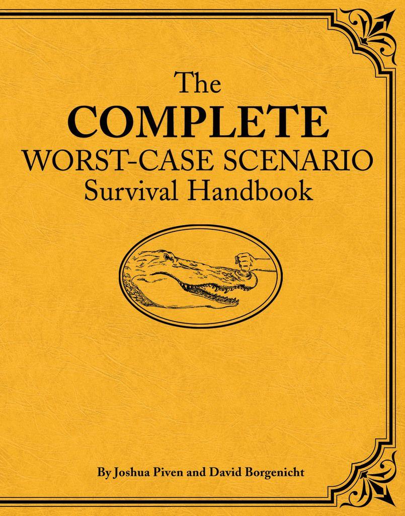 Worst case scenario book dating game