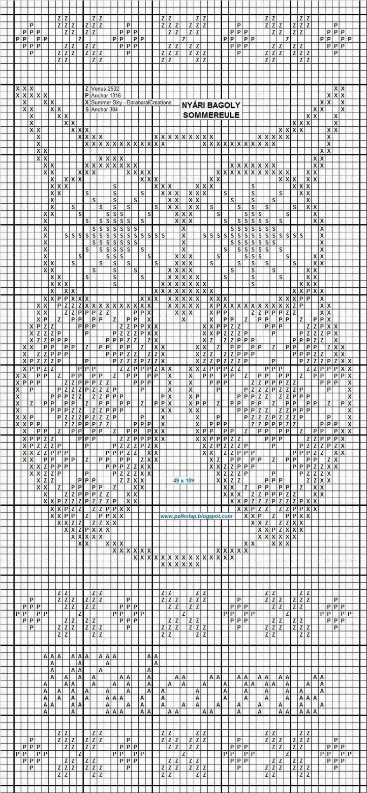 Owl - free cross stitch pattern …   Pinteres…