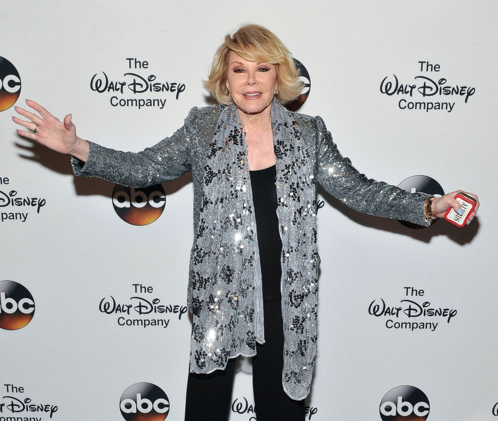 Joan Rivers Dead at 81 - ABC News