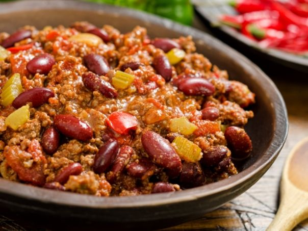 Chilli Con Carne | Chilli con carne recipe, Con carne ...