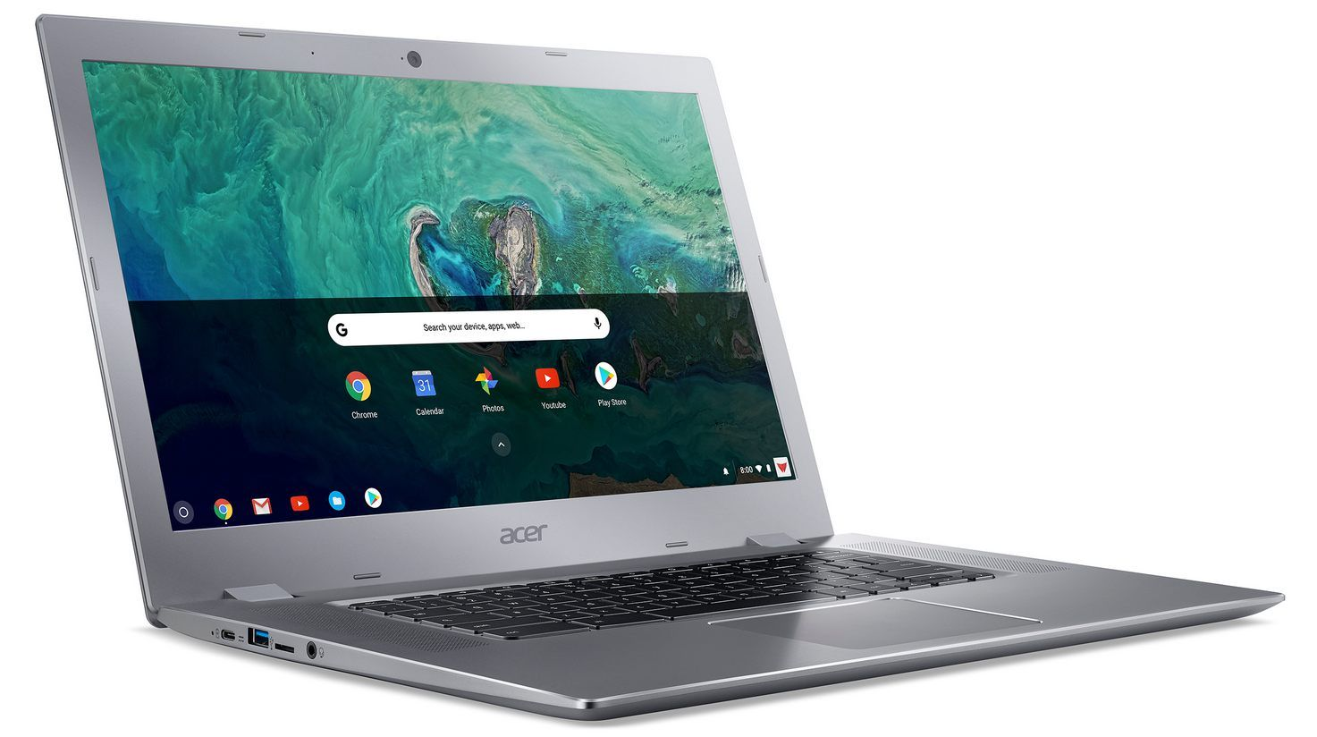 Acer presents its first 15inch convertible Chromebook