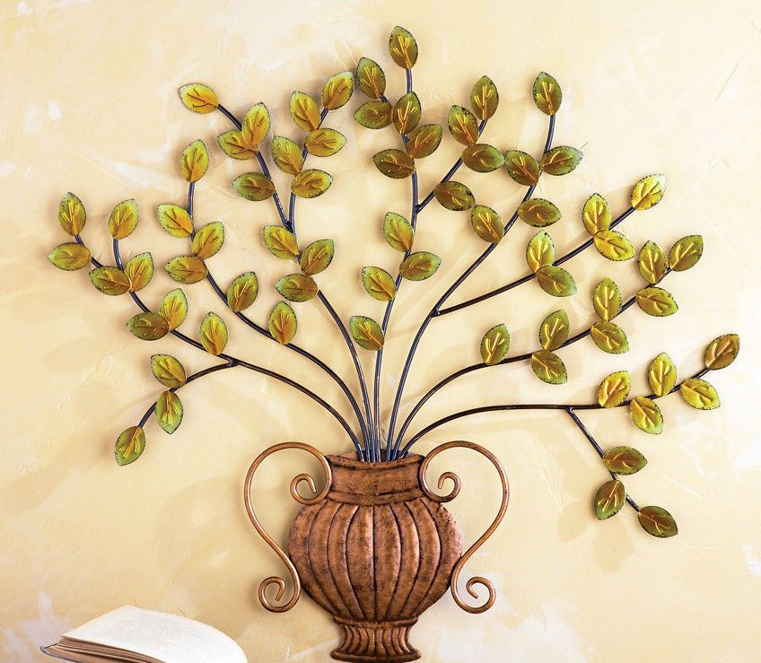 Attractive Metal Decorative Wall Art Photo - Wall Art Collections ...