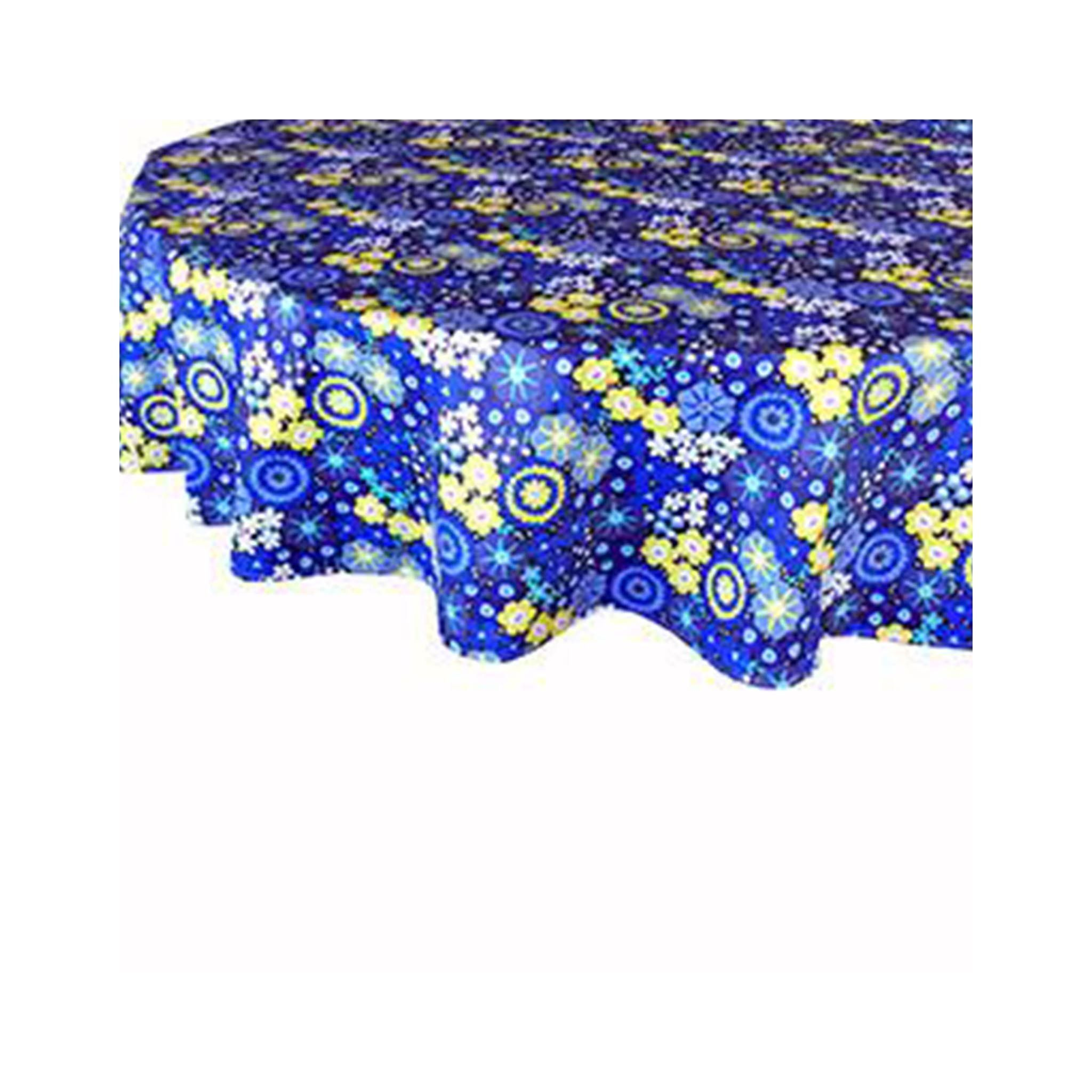 Laminated Cotton Tablecloth 70 Round With Images Cotton