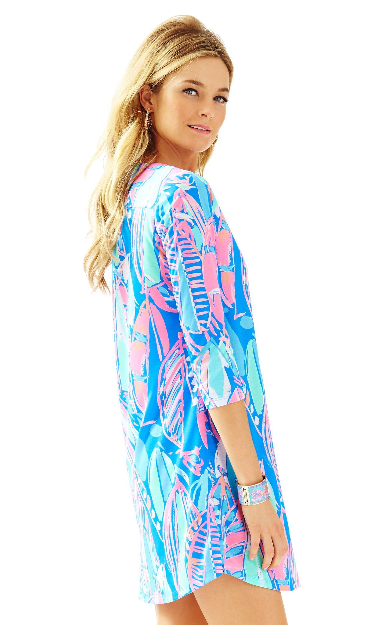 63463e74fe540d ALI DRESS - BAY BLUE OUT TO SEA BY LILLY PULITZER | Wish list ...