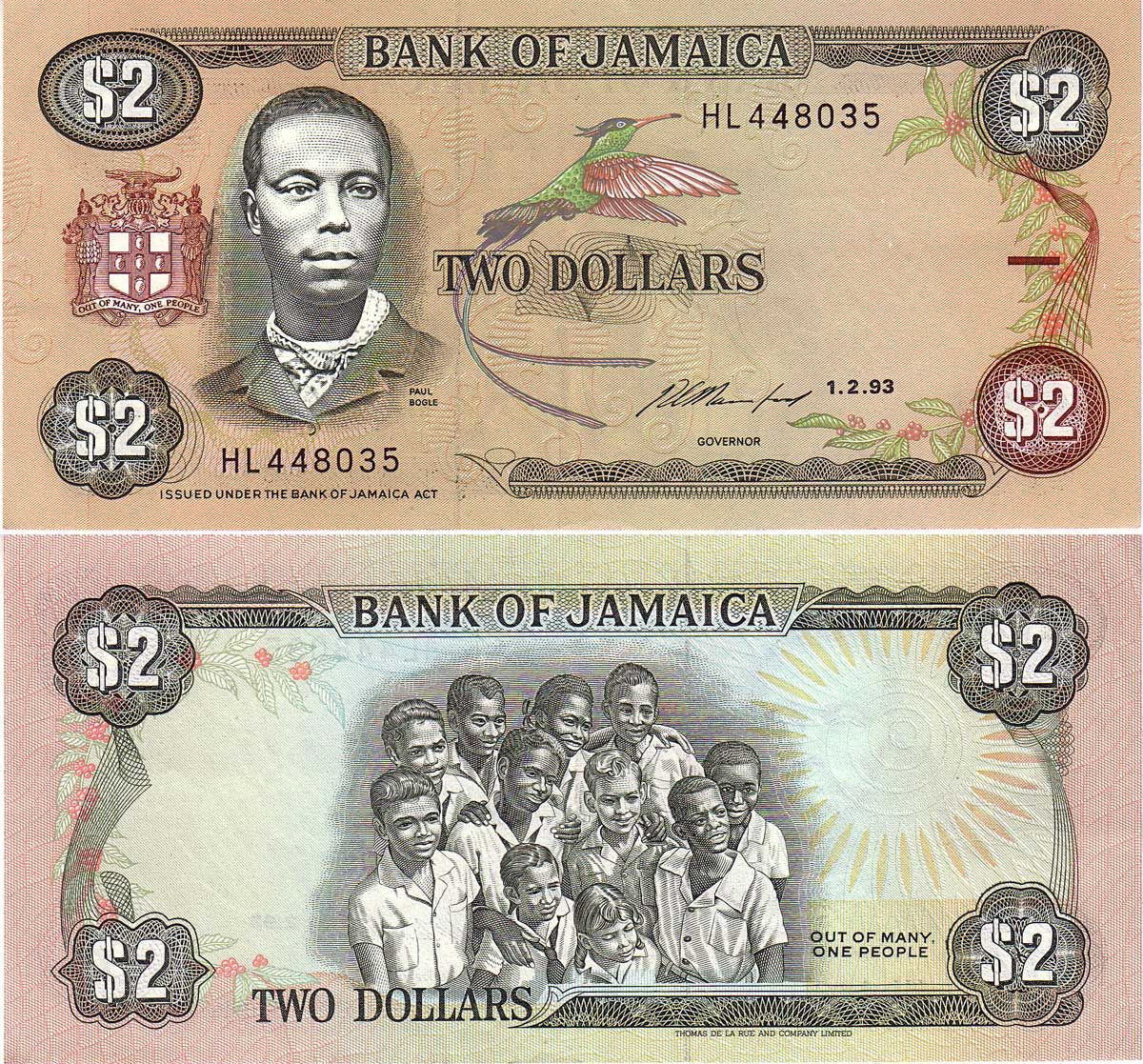 worksheet Jamaican Money jamaica money paper collection world currency collection