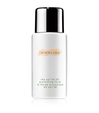 Buy Crème de la Mer The SPF 50 UV Protecting Fluid online at harrods.com & earn Reward points. Luxury shopping with free returns on UK orders.