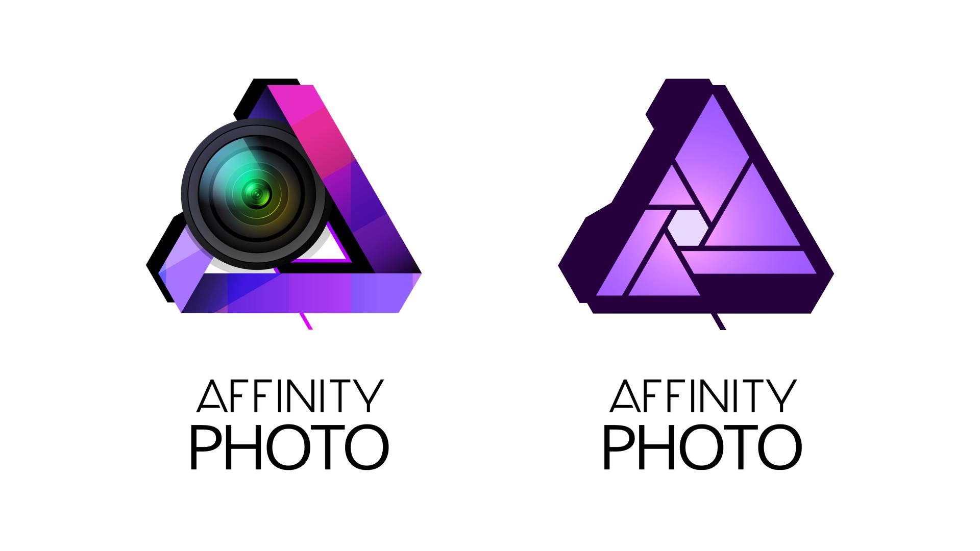Affinity design apps receive allnew branding Branding