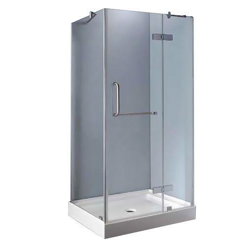 Reversible Shower Door 499 Rona Basement Bathroom Reno