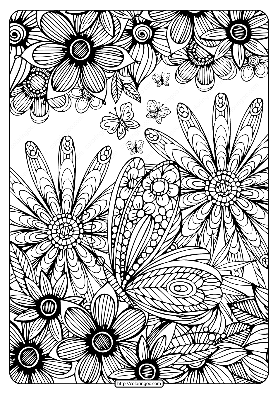 Printable Coloring Book Pages For Adults 004 High Quality Free Printable Coloring Drawing Printable Coloring Book Coloring Book Pages Abstract Coloring Pages