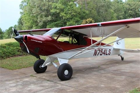 2014 CUBCRAFTERS CARBON CUB SS Light Sport Aircraft For Sale At