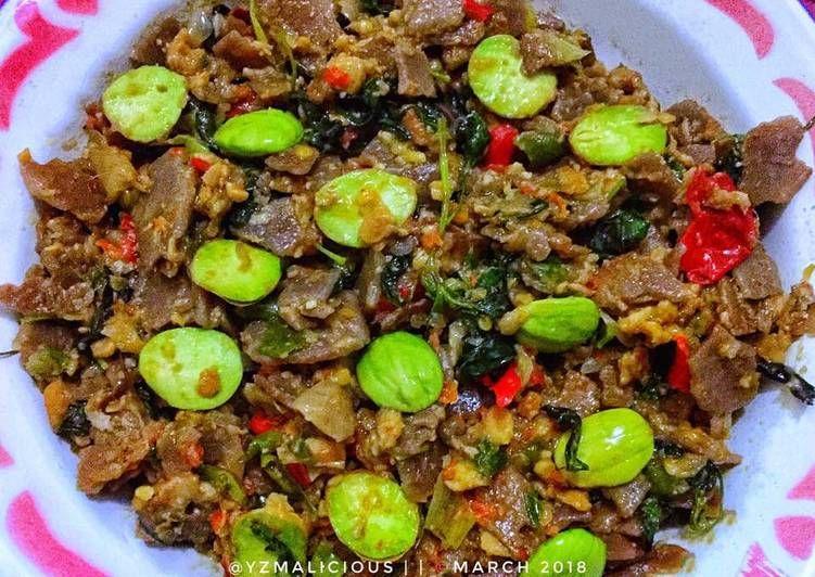Resep Sambal Kadedemes Kulit Singkong Oleh Yzmalicious Resep Makanan Dan Minuman Resep Masakan Resep