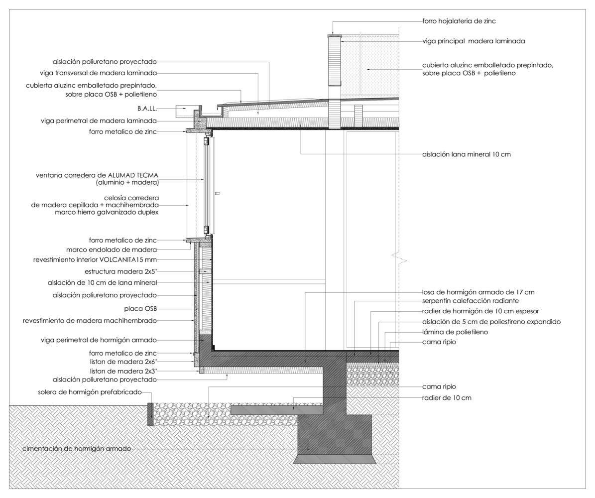 Galería de Casa TH / SUN arquitectos - 25 | détails constru ...