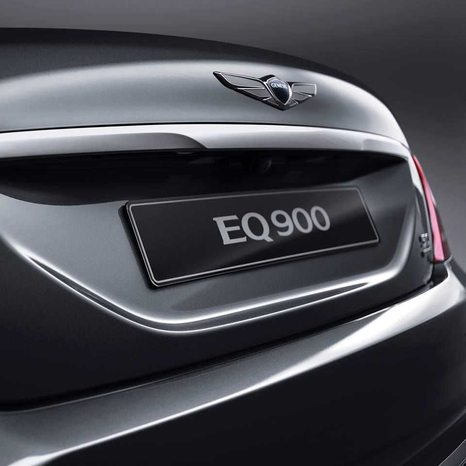 Genesis EQ900 (G90) 출저Hyundai group Car, Golf clubs, Golf