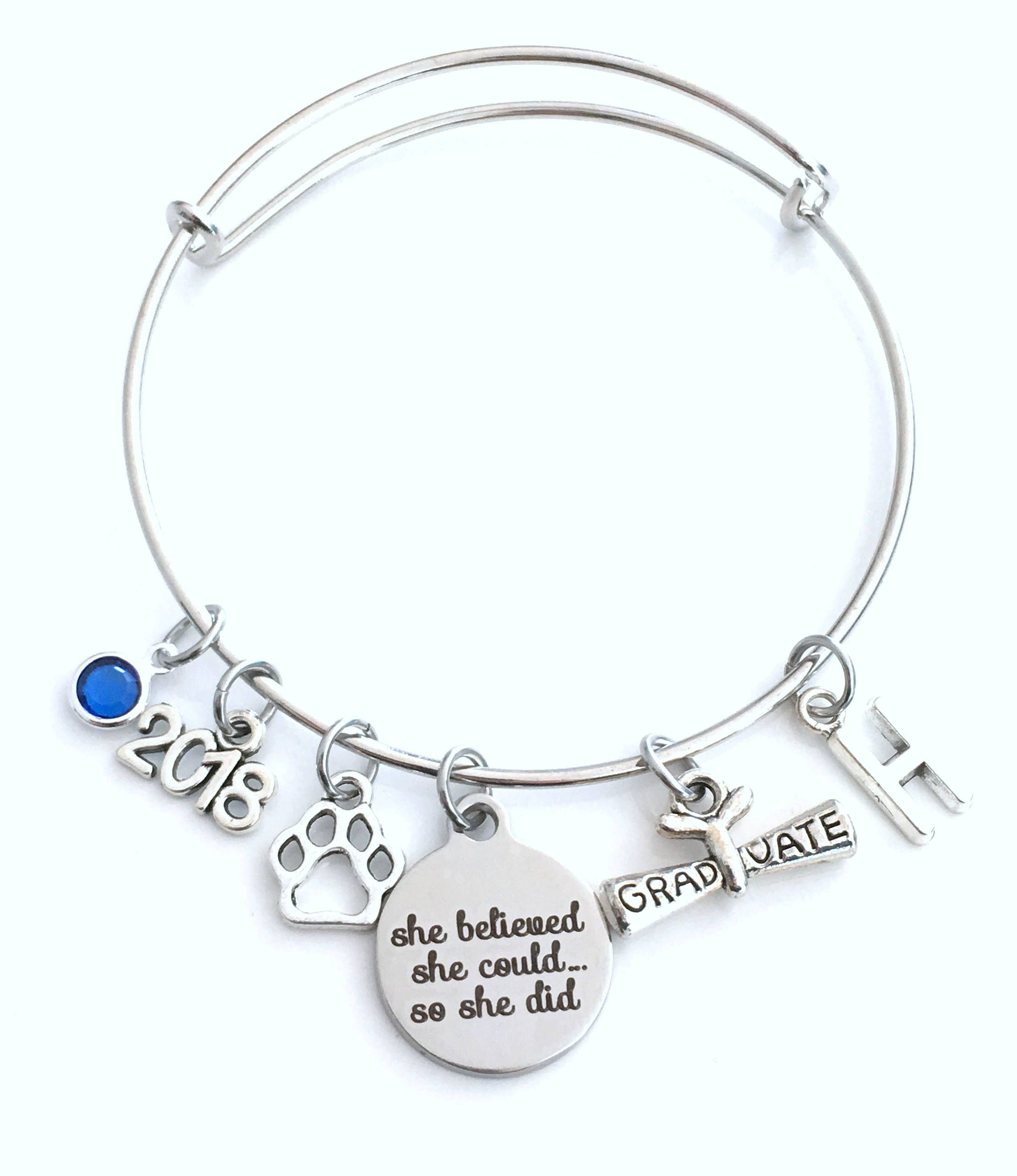 graduation this beginning bracelet is just the cuff products