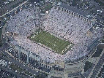 79e9bb78095 Beaver Stadium- State College, PA | Places and People I Love | Penn ...