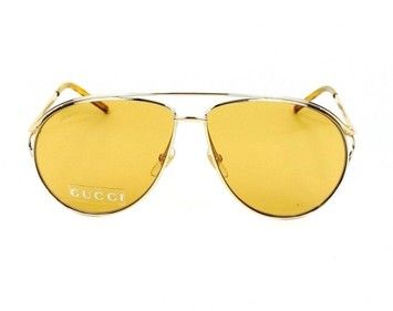 Gucci Gold Sunglasses  GG4216/S J5GBZ. Get the lowest price on Gucci Gold Sunglasses  GG4216/S J5GBZ and other fabulous designer clothing and accessories! Shop Tradesy now