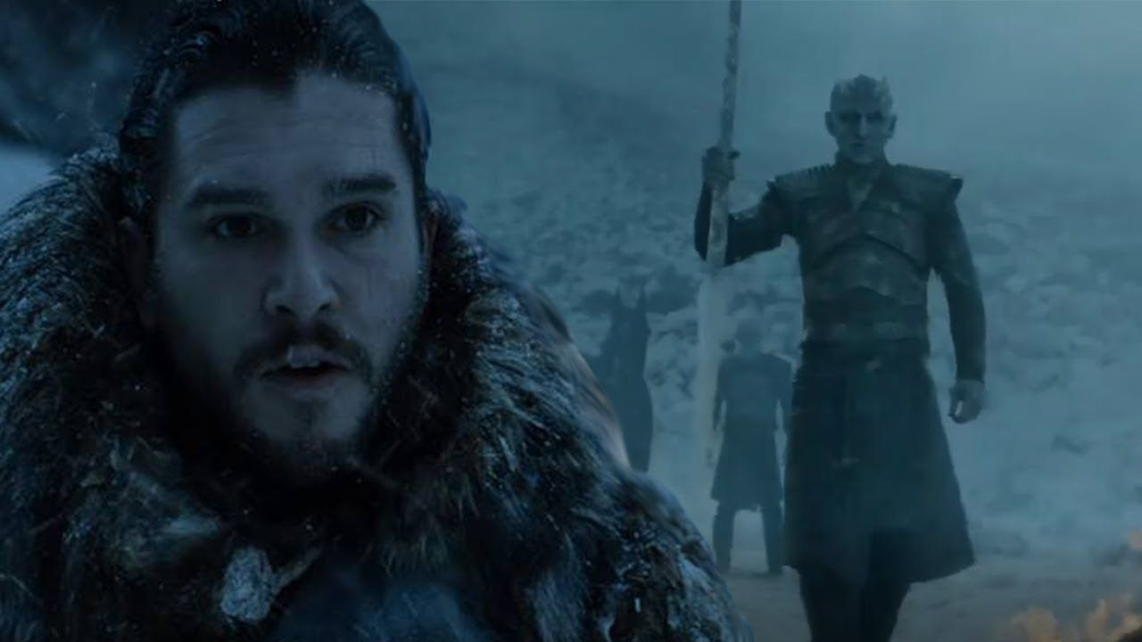 Game Of Thrones Season 7 Episode 6 Jon Snow Wallpaper Jon Snow