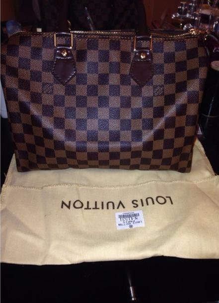 89b045d85b9e Louis Vuitton Damier Ebene Canvas Saleya Bags PM N51183