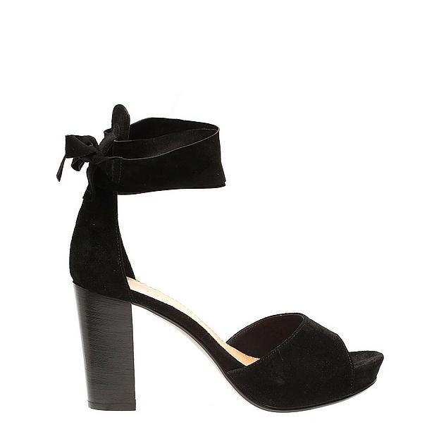 Suède sandalettes | shoes | Winkel