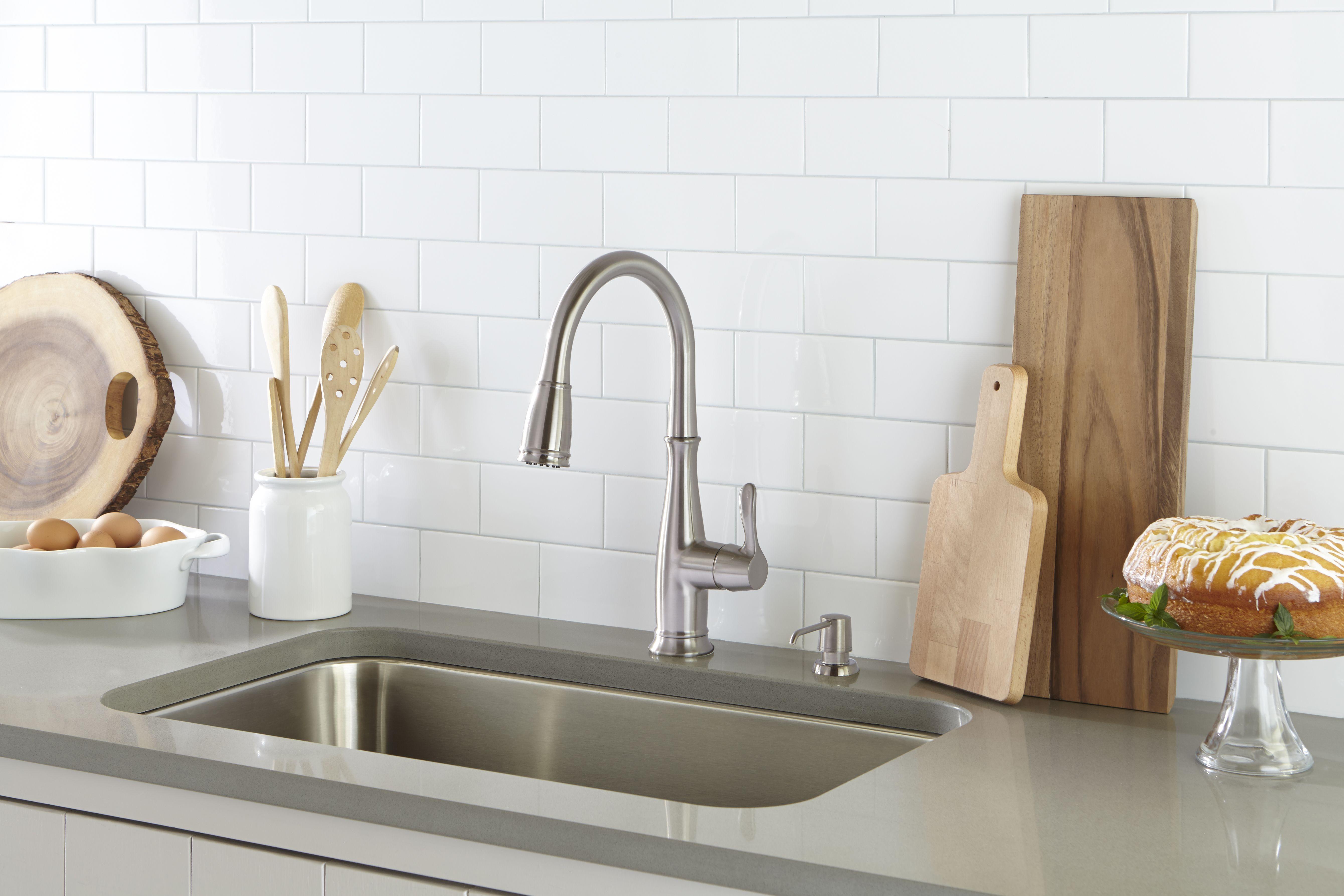 Mirabelle Cordelia Kitchen Faucet Kitchen Faucets